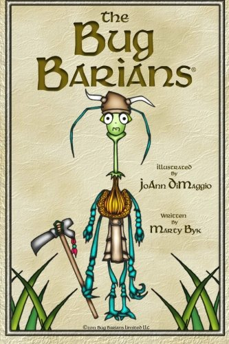 Download The Bug Barians®: Adventures In City Park pdf