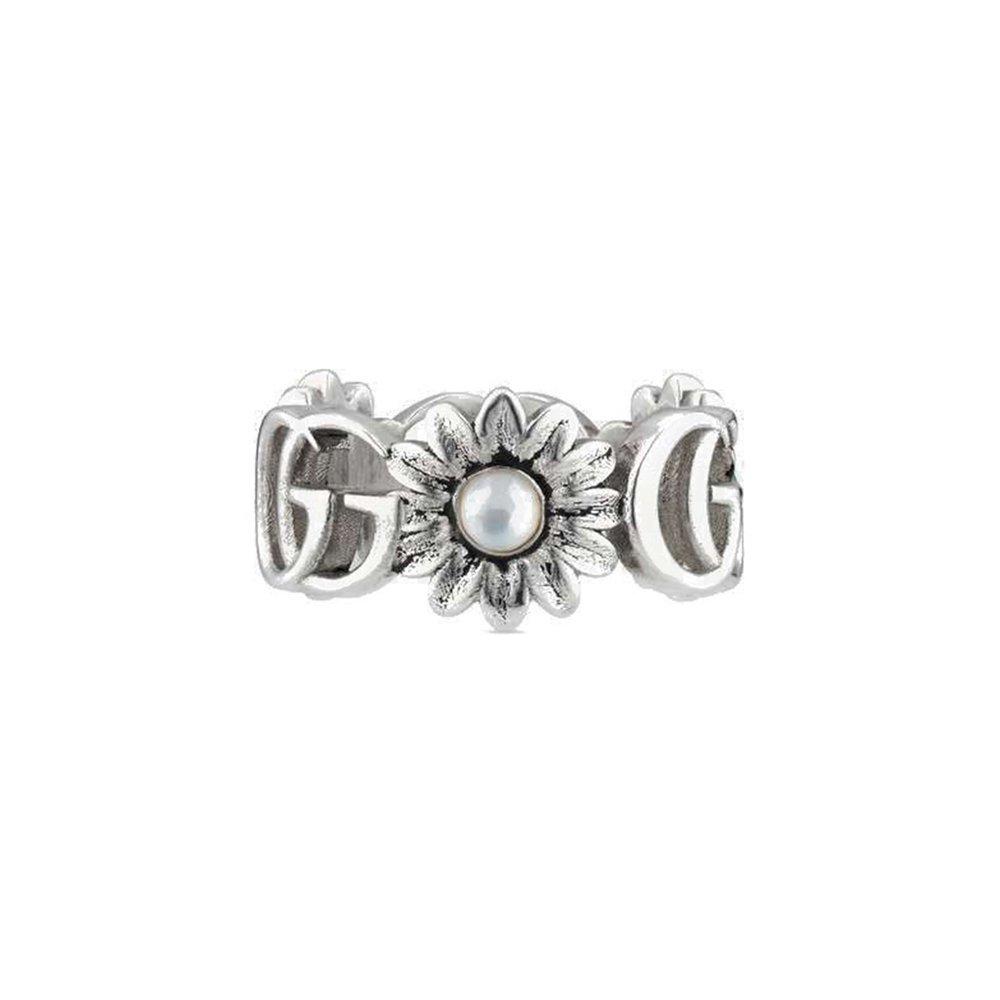 63170efb9 Amazon.com: Gucci GG MARMONT Ring YBC527394001012: Jewelry