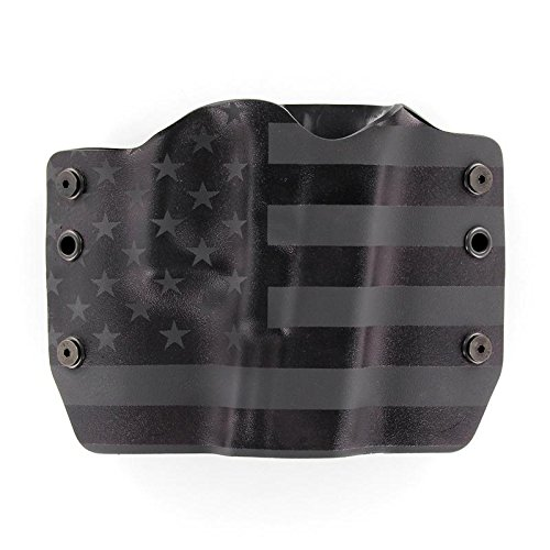 Stealth Black USA - OWB Holster (Right-Hand, Walther PPS M2)