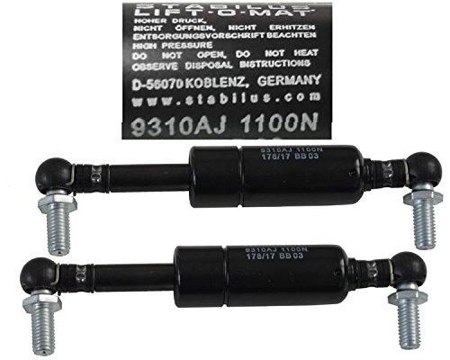 2/x Stabilus Lift de O de Mat 9310/AJ 1100/N Muelle neum/ático Lift o Mat
