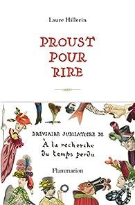 Proust pour rire par Laure Hillerin