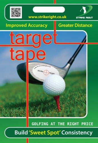 Strike Right Golf - Adhesivos con Objetivo para Palos de ...