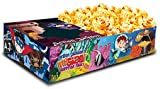 Kid's Movie Trays - ''Action Jackson'' - 12ct