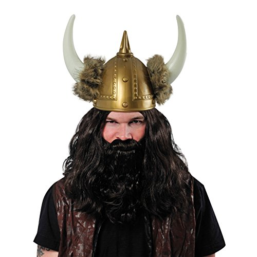 Viking Helmet Costume (Game Of Thrones Costume Rental)