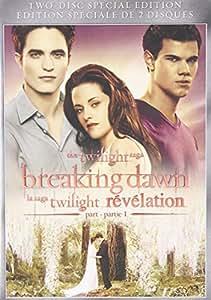 The Twilight Saga: Breaking Dawn, Part 1 (Bilingual) (2-Disc Special Edition)