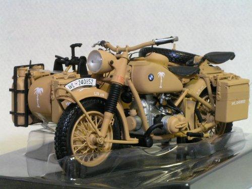 1/10 BMW R75 MIT BEIWAGEN BAUJAHR 1940-1944 06560