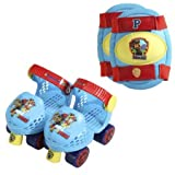 Paw Patrol Junior Adjustable Skate Combo