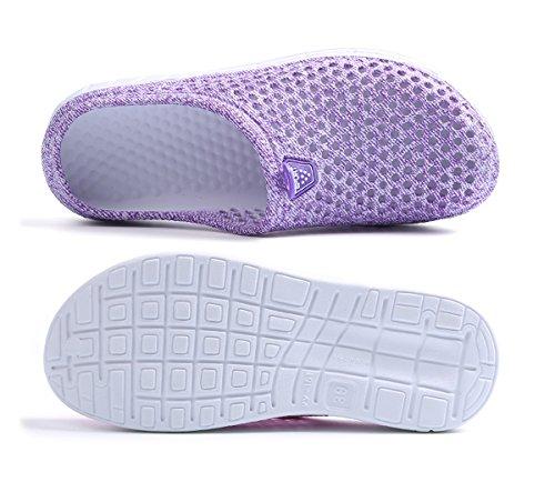 Femme Violet Mules 161 YY Margay qIwWHtn4p