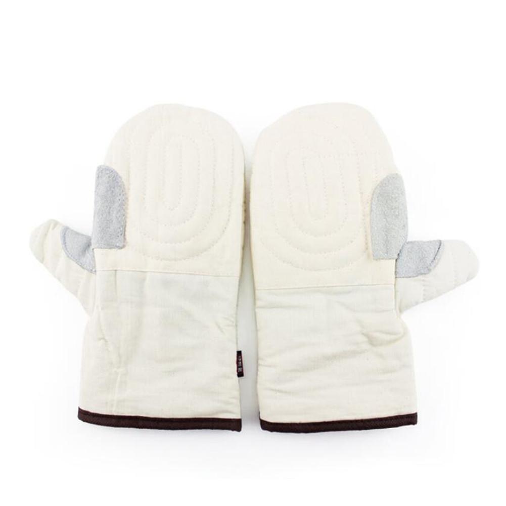TT Industrielle Hochtemperatur-Handschuhe Isolierung Anti-Hot Cold Handschuhe