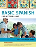 img - for Spanish for Getting Along Enhanced Edition: The Basic Spanish Series (World Languages) book / textbook / text book