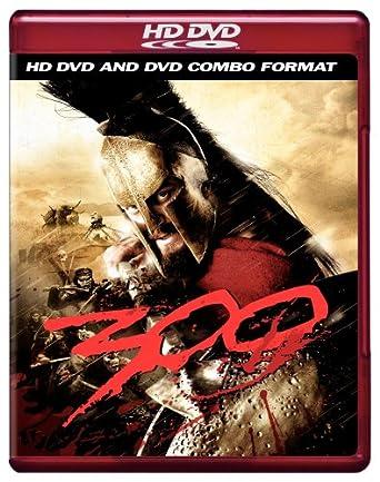 Amazon com: 300 (Combo HD DVD and Standard DVD): Gerard