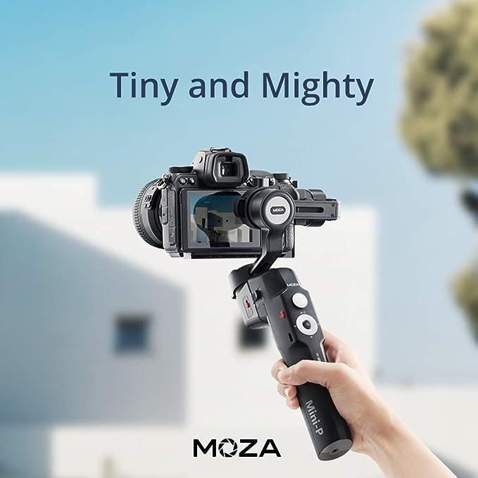 Moza Mini P 3 Achsen Gimbal Stabilisator Für Kamera