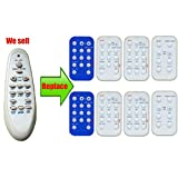Replacement for Haier Amana Comfort aire Air Conditioner Remote Control HWR08XC1RB HWR08XC1-T HWR08XC1-TRB HWR08XC3 HWR08XC3-T HWR10XC3 HWR10XC3-T HWR12XC3 HWR12XC3-T HWR14XC3 RAC15KRC RAC20KRC
