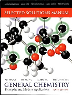 General chemistry principles and modern applications 10th edition selected solutions manual general chemistry principles and modern applications fandeluxe Gallery