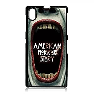 american horror story hotel phone case AHS phone case 175 hotel shockproof case for Sony Xperia Z1