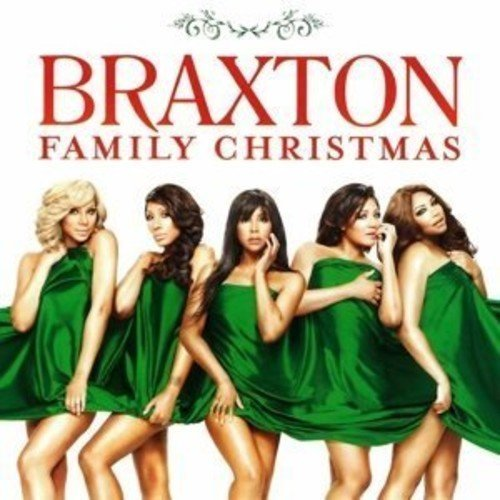 Braxton Family Christmas by Braxton (Cd Christmas Braxton's)