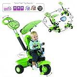 Smart Trike Sport 3-In-1 Kids Tricycle