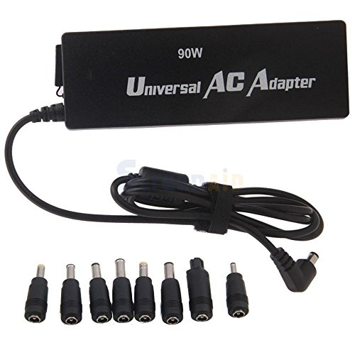 90W Multi Universal Battery Charger AC Adapter Power Supply