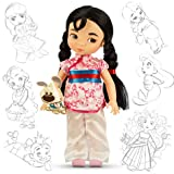 Disney Princess Animators Collection 16 Inch Doll Figure Mulan