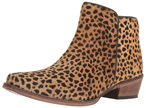 Tan Women's Boot Catty Work Roper w8IBn7xq7