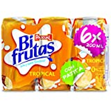 Bifrutas - Zumo de frutas tropical - 6 x 200 ml