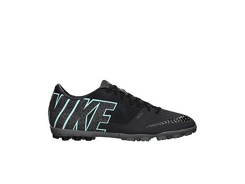00a949e53ea01 Amazon.com: Nike Bomba Finale II Turf Soccer Cleat (Dark Ash, Black ...