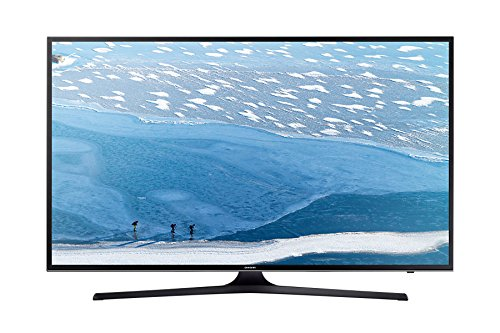 "31 opinioni per Samsung UE55KU6072U 55"" 4K Ultra HD Smart TV Wi-Fi Black LED TV- LED TVs (139.7"