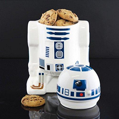 Star Wars R2-D2 Keksdose aus Keramik