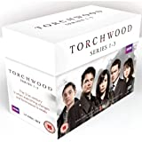 Torchwood - Complete Series 1-3 Collection [NON-U.S.A. FORMAT: PAL Region 2 U.K. Import] (Original Uncut British Version)