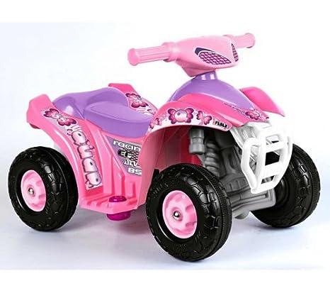 FEBER Quad Racing Girl 6V: Amazon.es: Electrónica