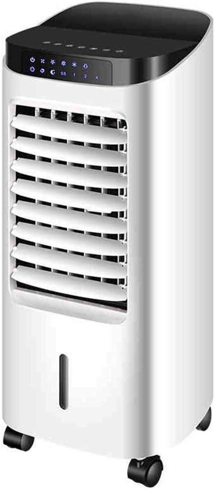 WLJ - Aire acondicionado portátil con función de deshumidificador, oscilador para 60 W de potencia, ventilador: Amazon.es: Hogar