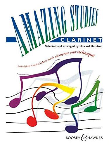 - Amazing Studies Clarinet