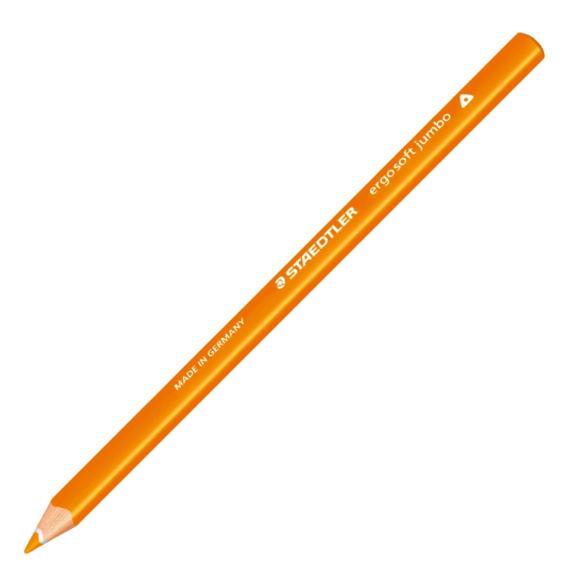 ステッドラー オレンジ B000KJP790 エルゴソフト鉛筆太軸 ブルー B000KJP790 オレンジ オレンジ オレンジ, チチブシ:848c3510 --- itxassou.fr