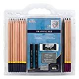 #5: Pro Art 18-Piece Sketch/Draw Pencil Set