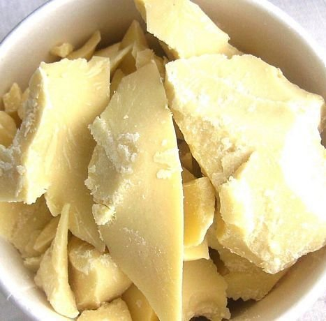 Raw beurre de cacao 100% Pure 8 oz