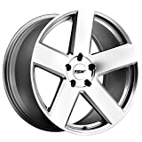 TSW BRISTOL Silver Wheel (17x8''/5x114.3mm ,+20mm offset)