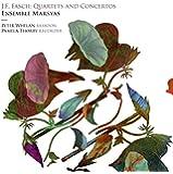 J.F. Fasch: Quartets and Concertos