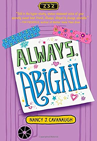 book cover of Always, Abigail
