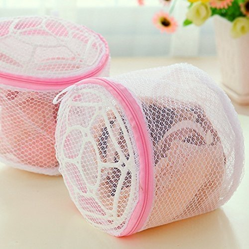 Bra Wash Bag 2-Pack Quniwo Laundry net mesh wash Washing Bag china