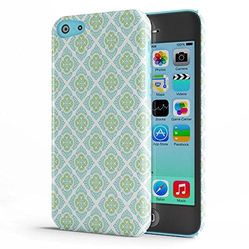 Koveru Back Cover Case for Apple iPhone 5C - Vector Illustration Thai