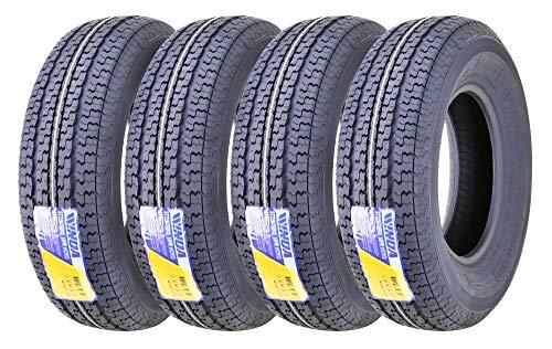 Set of 4 New Premium WINDA Trailer Tires ST 225/75R15 10PR...