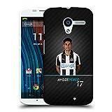 Official Newcastle United FC NUFC Pérez First Team Group 2 Hard Back Case for Motorola Moto X (1st Gen) offers