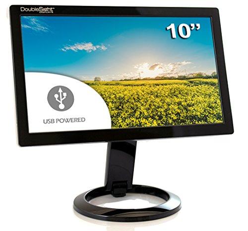 DoubleSight Smart USB LCD Monitor, 10
