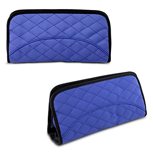 Travelon Jewelry and Cosmetic Clutch with Removable Center P