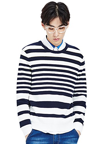 meters-bonwe-mens-classis-round-neck-long-sleeve-striped-pullover-sweater-deep-blue-m