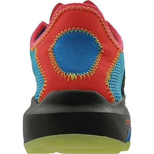 Adidas Performance Climacool Voyager Mens Trail Scarpe Da Corsa Blu Af6002 Nero-rosso-blu