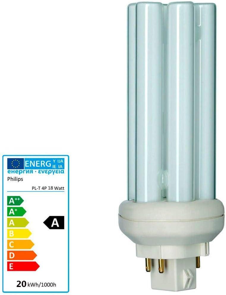 10x PHILIPS MASTER PL-T 32W//830//4P GX24q-3 4PIN Kompaktleuchtstofflampe