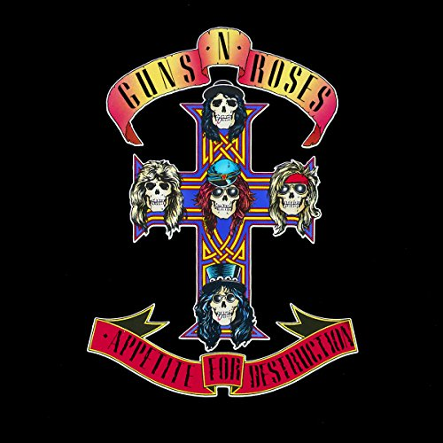 CD : Guns N' Roses - Appetite for Destruction [Explicit Content]