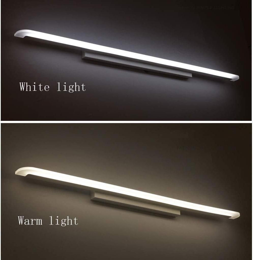 Carl Artbay Shuai Beautiful lamp/ * Badkamermeubel slaapkamerspiegel kastlicht (kleur: warm licht 40cm) Warm licht 120 cm