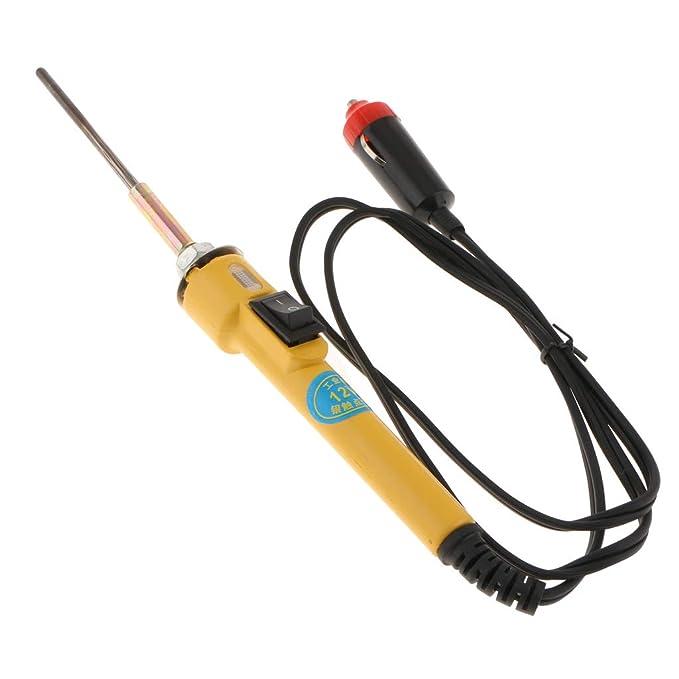 perfeclan Soldador Eléctrico Alta Potencia Interruptor Accesorios de Informática Negocios - 12V: Amazon.es: Bricolaje y herramientas